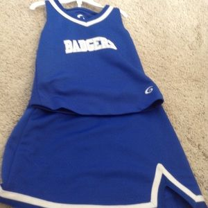 Badgers youth medium tank top skirt outfit